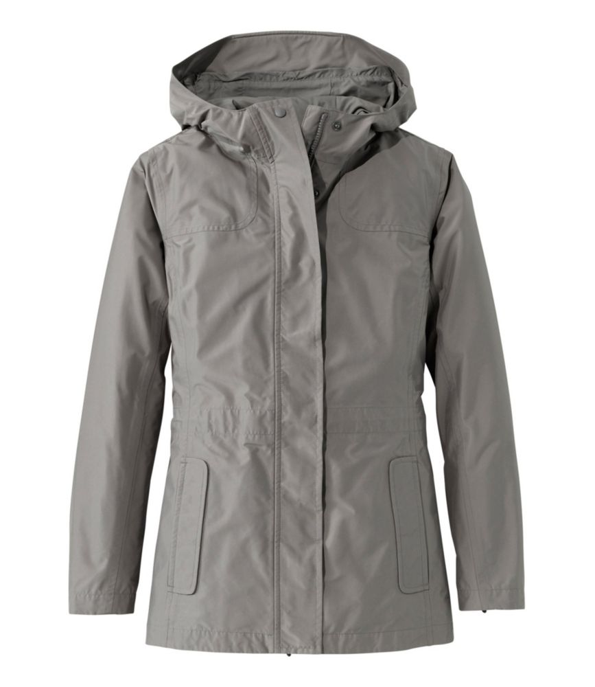 L.L.Bean H2Off Rain Jacket, Mesh-Lined
