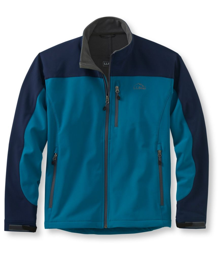 photo: L.L.Bean Men's Pathfinder Soft-Shell Jacket