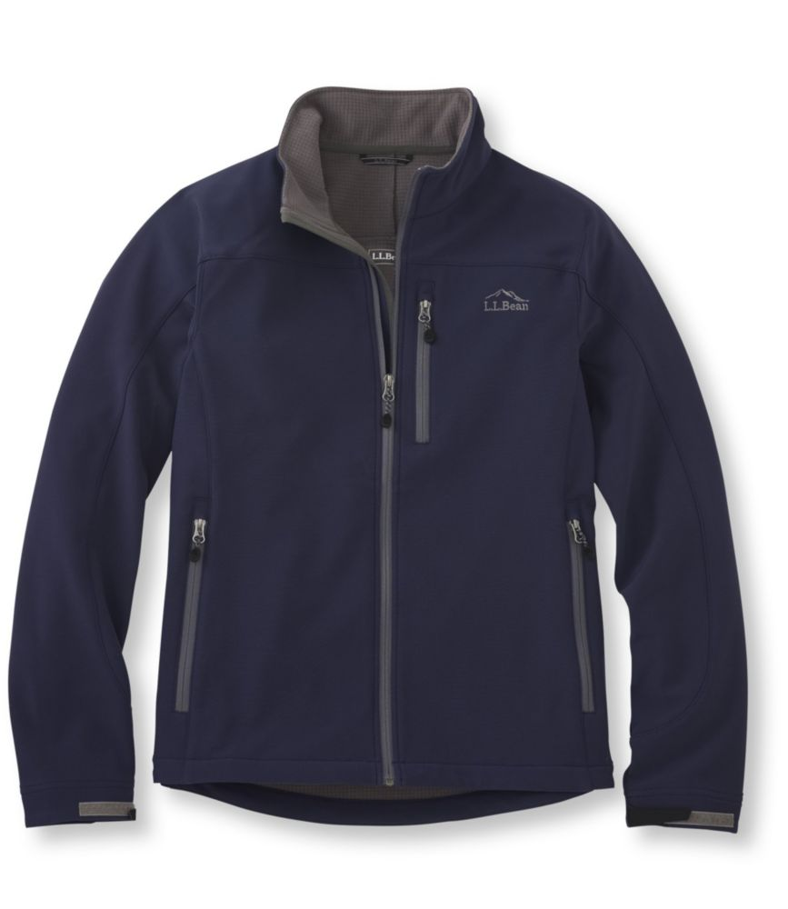 photo: L.L.Bean Pathfinder Soft-Shell Jacket soft shell jacket