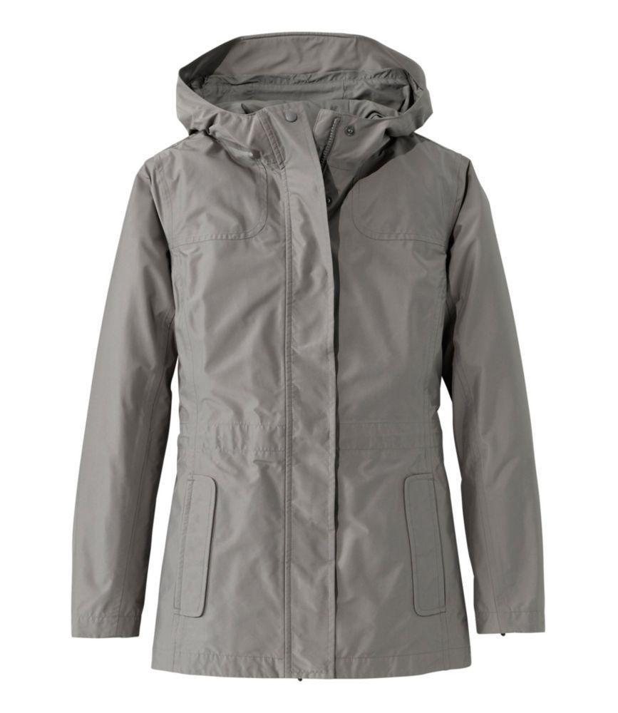 photo: L.L.Bean H2Off Rain Jacket, PrimaLoft-Lined