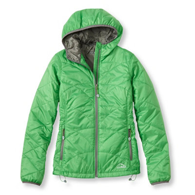 PrimaLoft Packaway Hooded Jacket