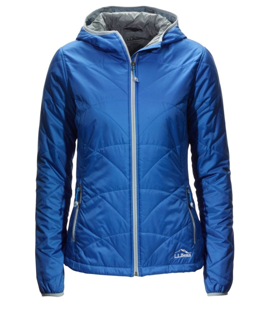 photo: L.L.Bean Women's Ascent Packaway Hooded Jacket