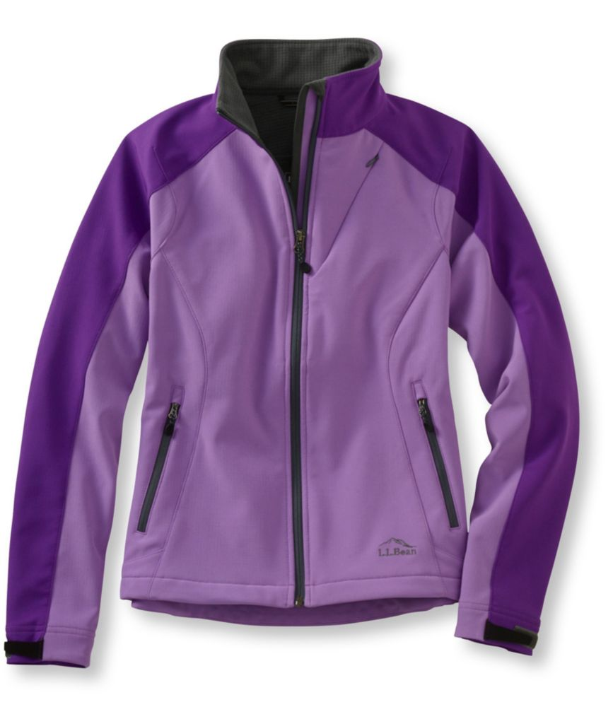 photo: L.L.Bean Women's Pathfinder Soft-Shell Jacket