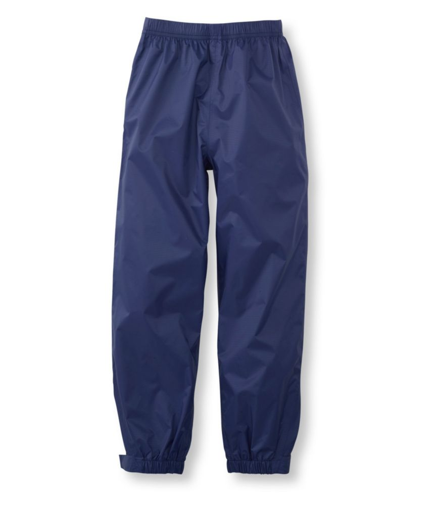 photo: L.L.Bean Kids' Trail Model Rain Pants