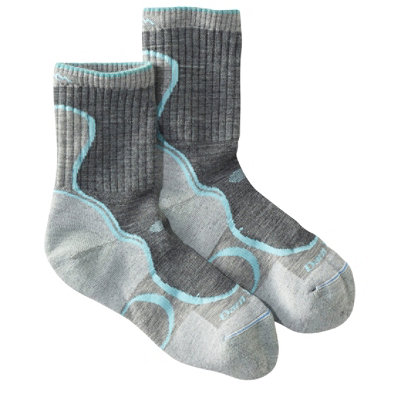 Women's Darn Tough Cushion Socks, Micro-Crew Light