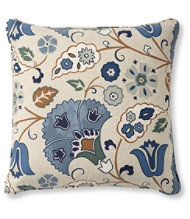 Cottage Futon Throw Pillow, 17""