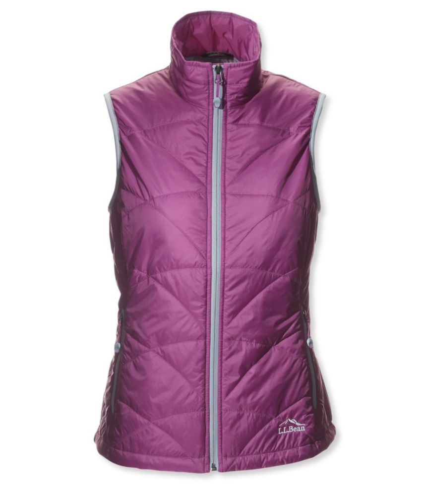 photo: L.L.Bean Women's PrimaLoft Packaway Vest