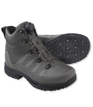 Gray Ghost Wading Boot with Boa-Closure, Studded
