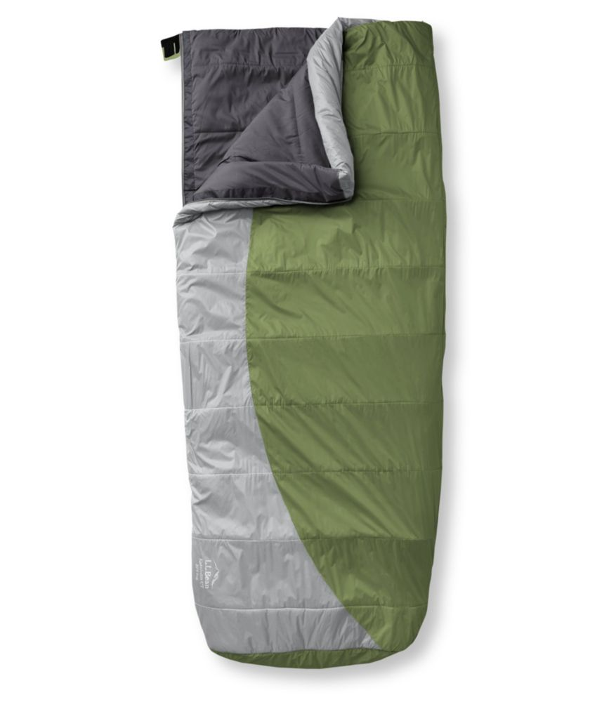 photo: L.L.Bean Katahdin CT Sleeping Bag with Celliant, Rectangular 20°