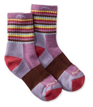 Women's Darn Tough Cushion Socks, Micro-Crew Stripe