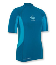 Women's NRS HydroSkin .5 mm Shirt, Short-Sleeve