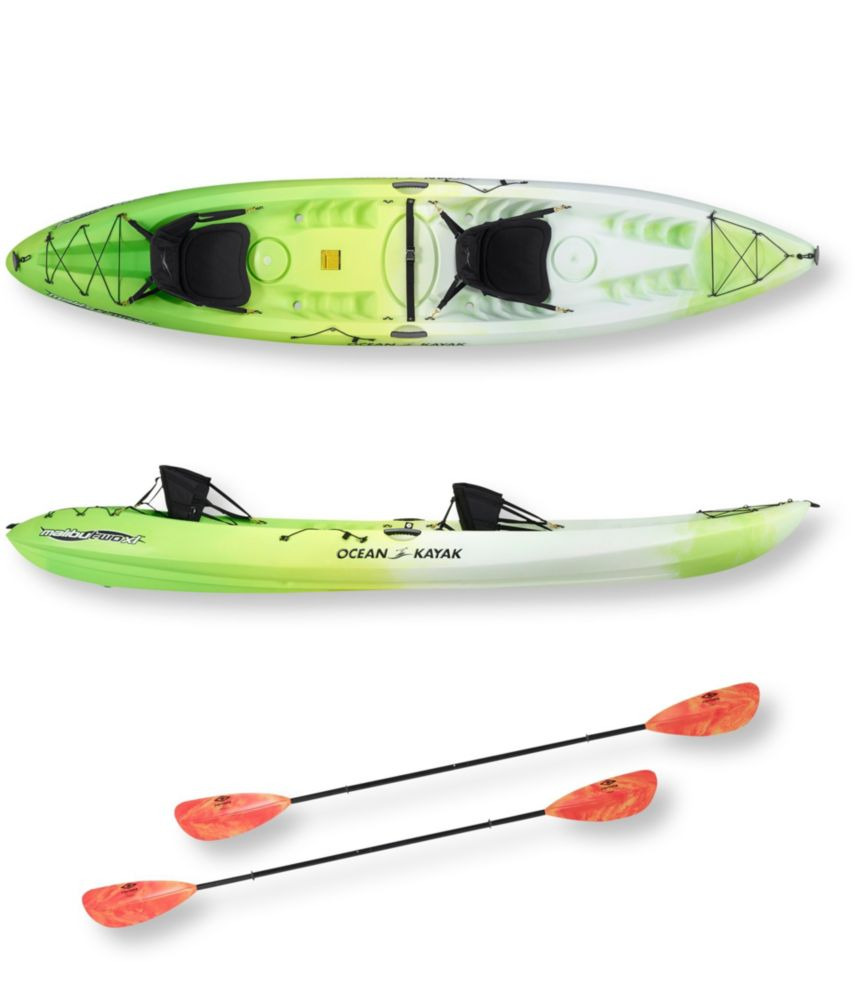 photo: Ocean Kayak Malibu Two XL sit-on-top kayak