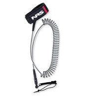 NRS Coil SUP Leash, 12'