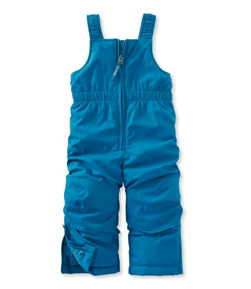 photo: L.L.Bean Cold Buster Snow Bibs