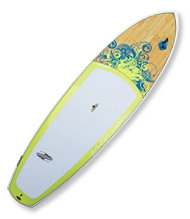 Boardworks Sirena EPX-V Stand-Up Paddleboard, 10'4