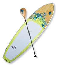 Boardworks Sirena EPX-V Stand-Up Paddleboard Package, 10'4