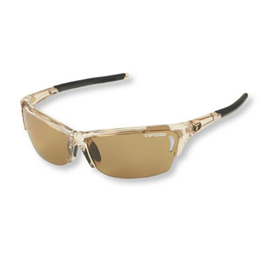 Tifosi Radius Polarized Fototec Sunglasses, Brown