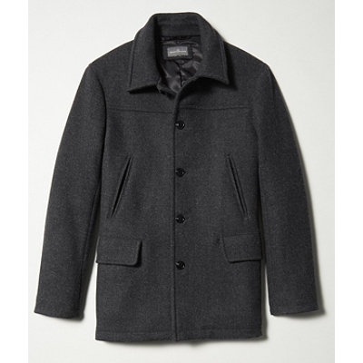 Signature Wool Coat