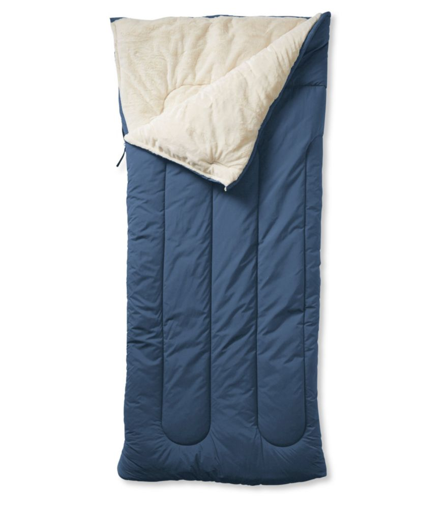 L.L.Bean Ultraplush Camp Sleeping Bag, 40°