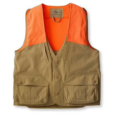 Men's Double L� Upland Hunter's Vest, Nylon