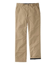 Men's PrimaLoft� Lined Chinos