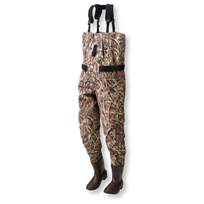 Men's Bean's Waterfowler Pro Waders with SuperSeam Technology, Boot-Foot