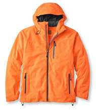 Men's Bean's Big-Game System Insulated Shell, Hunter Orange