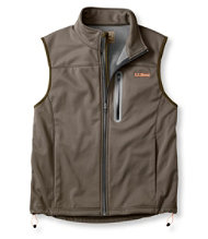 Men's Bean's Big-Game WINDSTOPPER� Soft-Shell Vest
