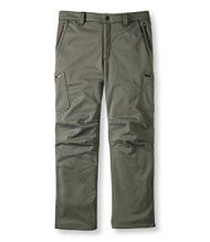 Men's Bean's Big-Game WINDSTOPPER� Soft-Shell Pants