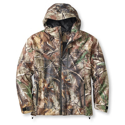 Men's Bean's Big-Game System Insulated Shell, Camouflage