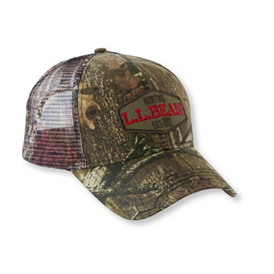 Hunter's Trucker Hat, Camouflage