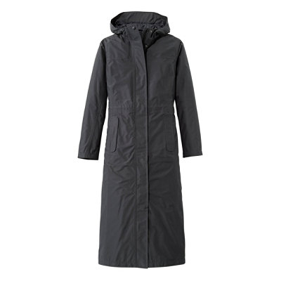 H2OFF Mesh-Lined Long Coat