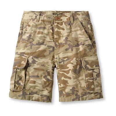Allagash Cargo Shorts, Camouflage