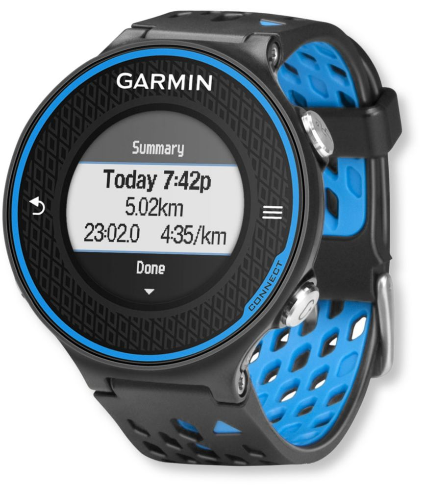 photo: Garmin Forerunner 620 gps receiver