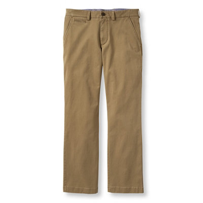 Lakewashed Cotton Chinos, Standard Fit