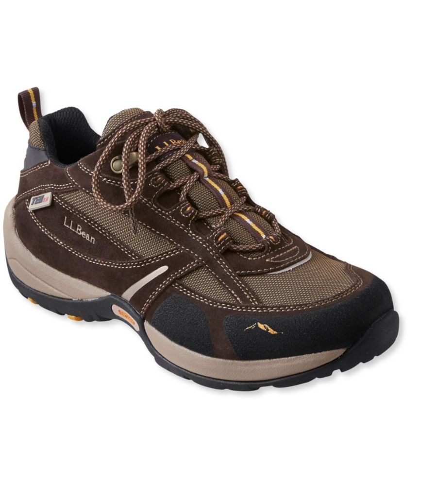 photo: L.L.Bean Bean's Waterproof Trail Model Hikers, Low-Cut