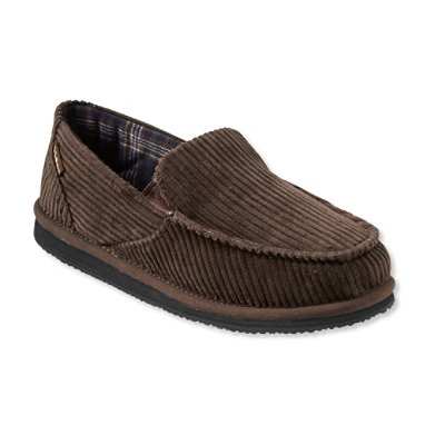 Men's Bean's Corduroy Slippers