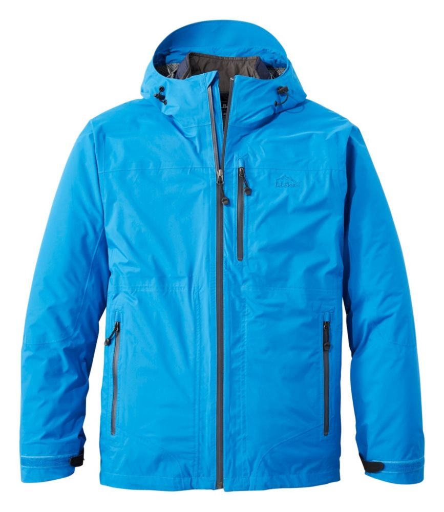 photo: L.L.Bean Weather Challenger 3-in-1 Jacket component (3-in-1) jacket