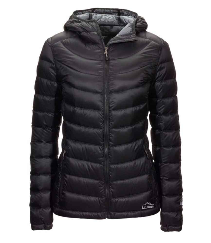 photo: L.L.Bean Men's Ultralight 850 Down Hooded Jacket