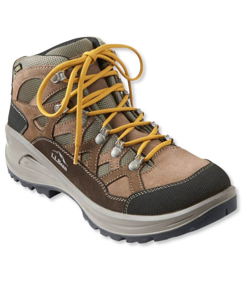 photo: L.L.Bean Men's Gore-Tex Mountain Treads, Mid-Cut
