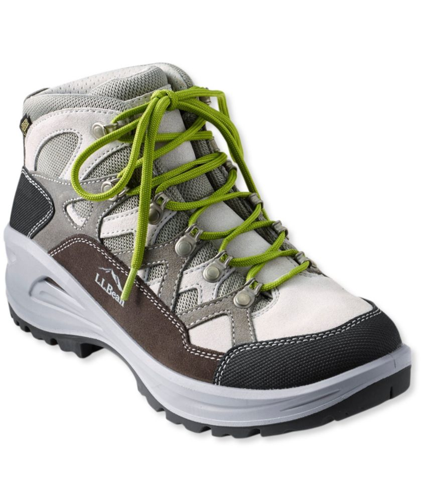 photo: L.L.Bean Women's Gore-Tex Mountain Treads, Mid-Cut