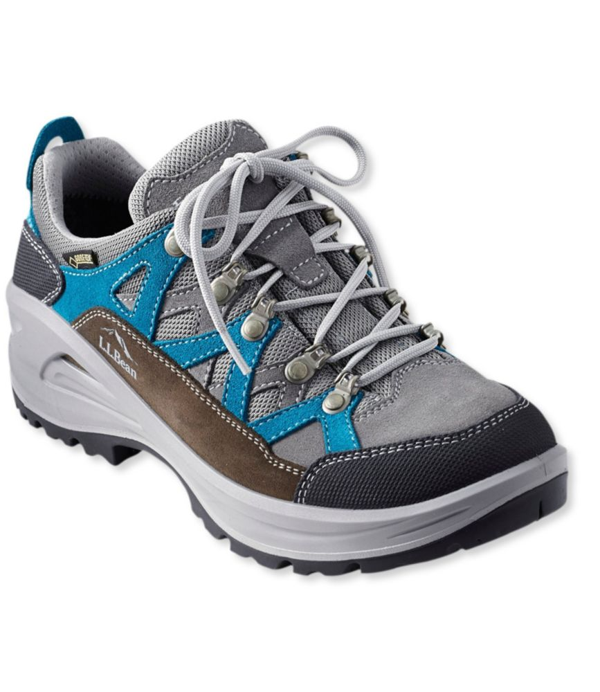 photo: L.L.Bean Women's Gore-Tex Mountain Treads, Low-Cut