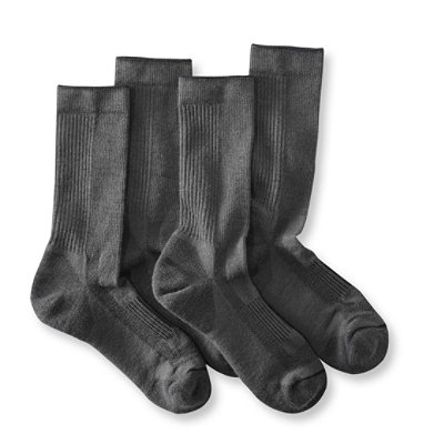 Men's Everyday Chino Socks, Midweight Two-Pack