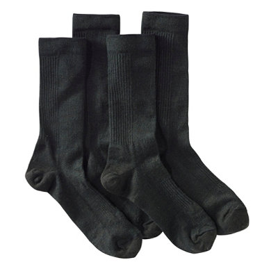 Men's Everyday Chino Socks, Lightweight 2-Pack