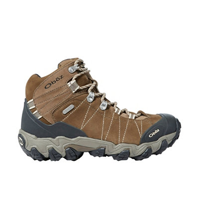 Women's Oboz Bridger Waterproof Hiking Boots, Mid
