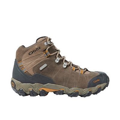 Men's Oboz Bridger Waterproof Hiking Boots, Mid