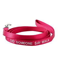 Personalized Pet Leash