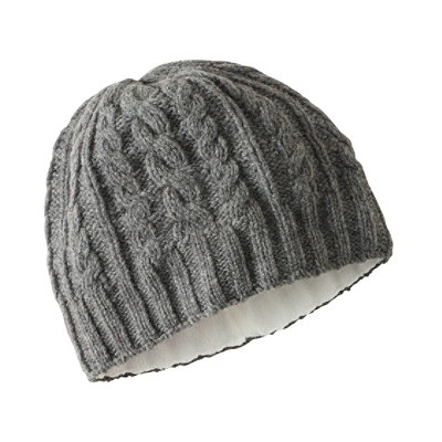 Heritage Wool Hat, Cable Knit