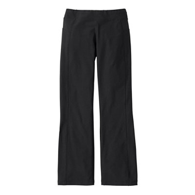 Fitness Boot-Cut Pants