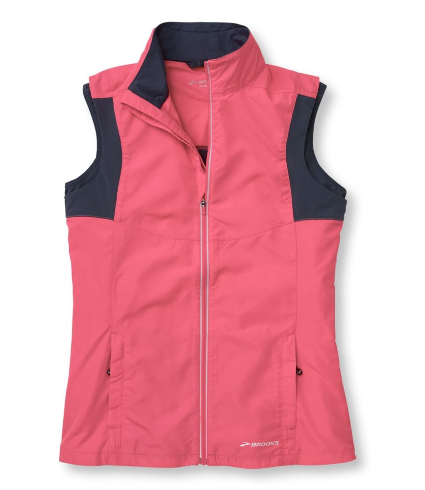 photo: Brooks Women's Essential Run Vest III